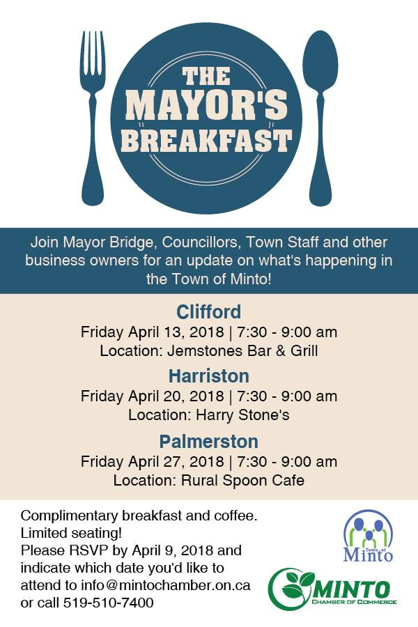 Mayor's Breakfast 2018