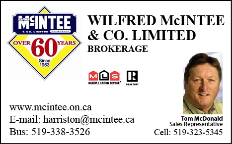 Wilfred McIntee & Co Limited