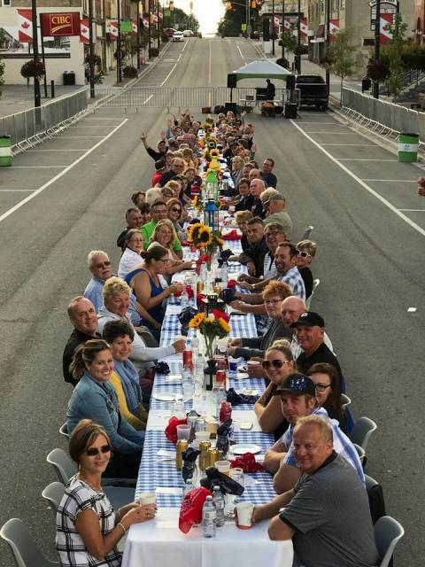 Savour in the Street 2017